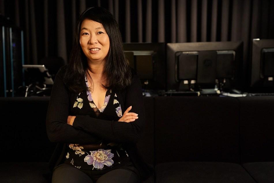 Oriental DreamWorks CCO Peilin Chou