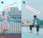 Un Plan Simple Recordings: French Duo Part-Time Friends Present the 1st Music Video Designed, Produced and Released on Instagram Stories