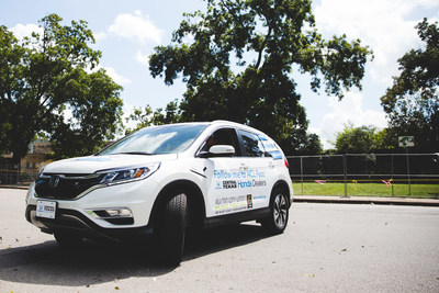 'Hail-A-Honda' partnership with Ride Austin and Austin City Limits Music Festival provides free ridesharing to the fest for ACL Festivalgoers over both weekends