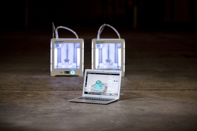 Ultimaker unveils software strategy to unlock greater 3D printing potential (PRNewsfoto/Ultimaker)