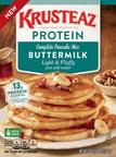 Krusteaz Introduces New Buttermilk Protein Pancake