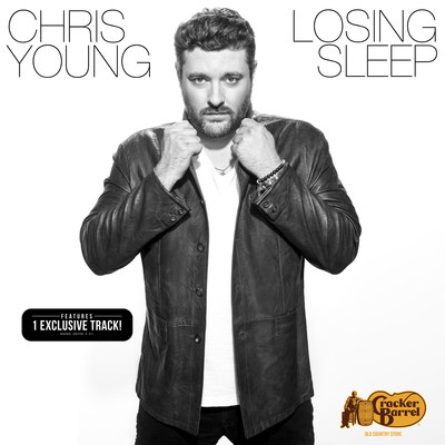 "Grammy-Nominated Artist Chris Young Partners with Cracker Barrel Old Country Store on Five-Part Docu-Series ""Chris Young Losing Sleep Cracker Barrel Series"" and Exclusive Release of ""Losing Sleep"" Deluxe Album"