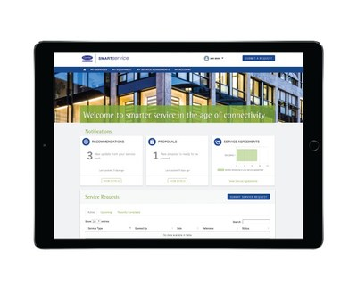 Carrier SMART Service Customer Community Portal