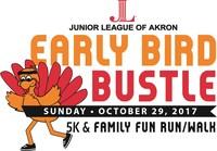 Junior League of Akron Early Bird Bustle 2017