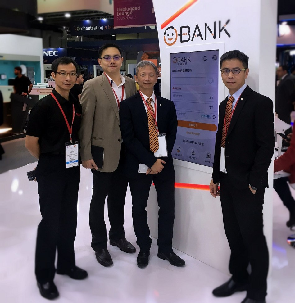 O-Bank (Wangdao) becomes Taiwan's first, all-digital, online-only bank, supported by Avaya multi-channel Customer Engagement technologies - including Avaya Breeze. (PRNewsfoto/Avaya)