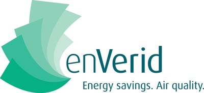 enVerid Systems Inc. is committed to improving energy efficiency and indoor air quality in buildings worldwide through its innovative HVAC Load Reduction (HLR(R)) solutions. (PRNewsFoto/enVerid Systems Inc.)