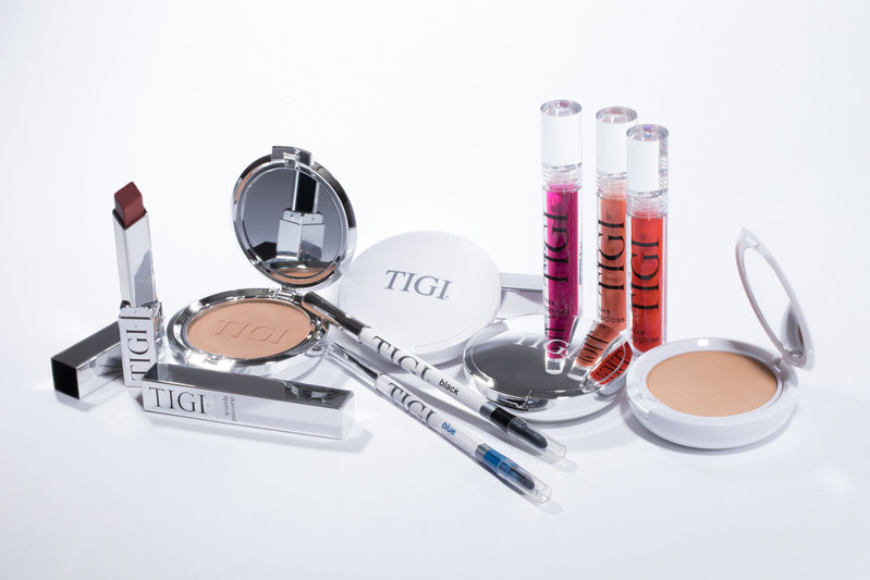 TIGI Cosmetics Partners With CVS Pharmacy® To Bring Professional Cosmetics To Consumers Nationwide