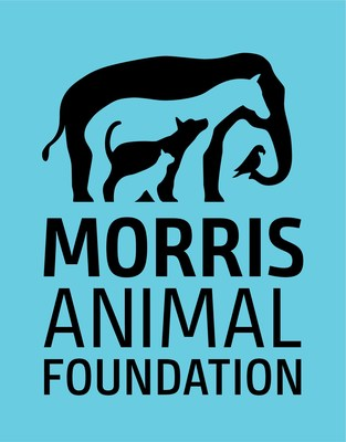 Morris Animal Foundation Logo (PRNewsfoto/Morris Animal Foundation)