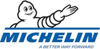 Michelin logo.