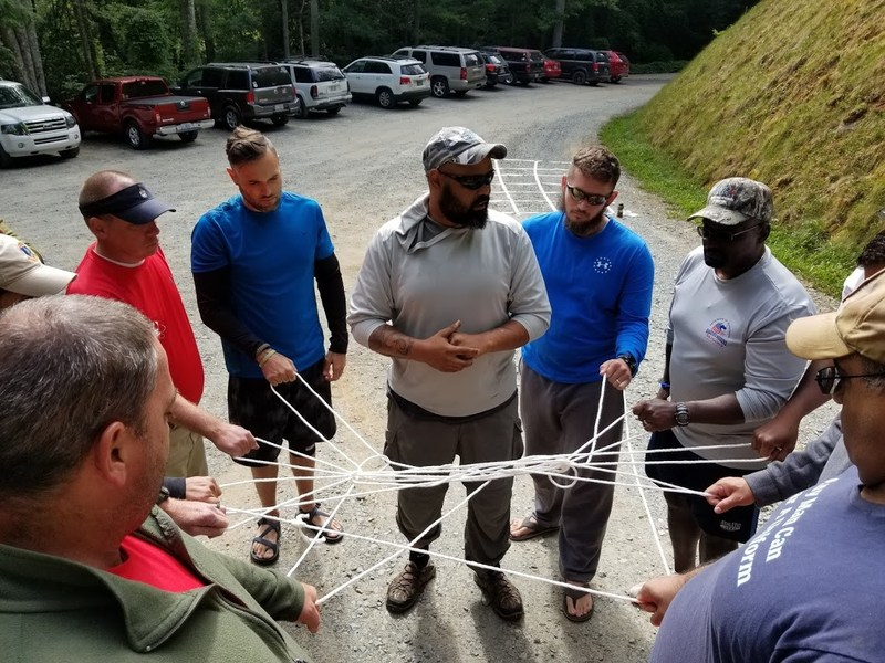 Kenneth Huff of Williamstown, Kentucky recently attended a mental health workshop hosted by Wounded Warrior Project® that inspired him to reclaim his life.