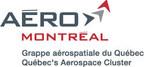 Logo : Aéro Montréal (Groupe CNW/Aéro Montréal) (CNW Group/Aéro Montréal)