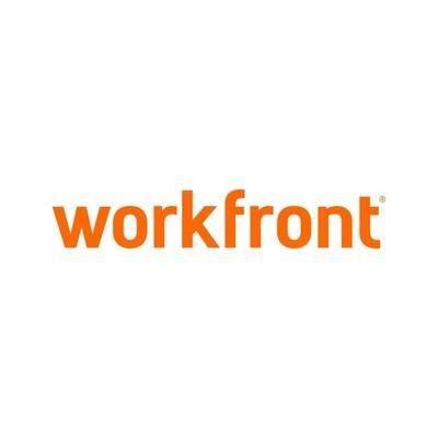 Workfront logo (PRNewsFoto/Workfront Inc.)