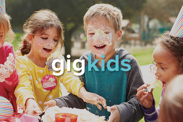 GigMasters, a leading event marketplace, connects parents with top party inspiration and local vendors with the launch of GigKids