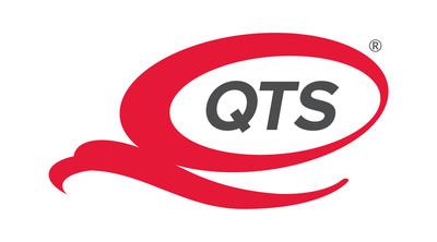QTS Logo. (PRNewsFoto/QTS)