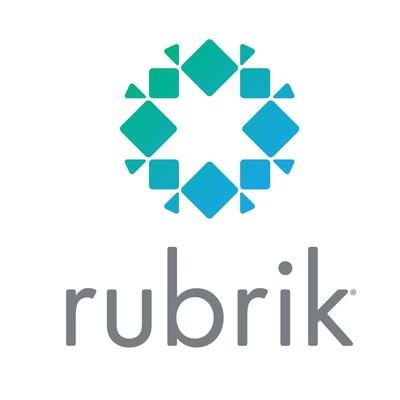 Rubrik Logo (PRNewsfoto/Rubrik, Inc.)