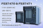 FES7470 & FES7471: Expandable Embedded Box PC