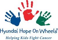 Hyundai Hope On Wheels(R) Logo. (PRNewsFoto/Hyundai Hope On Wheels) (PRNewsfoto/Hyundai Hope On Wheels)
