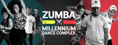 Zumba® teamed up with Hollywood's hottest dance studio, Millennium Dance Complex (MDC), to inspire dance moves that go beyond the Zumba class. To learn more about the campaign visit zumbaxmdcdance.com.