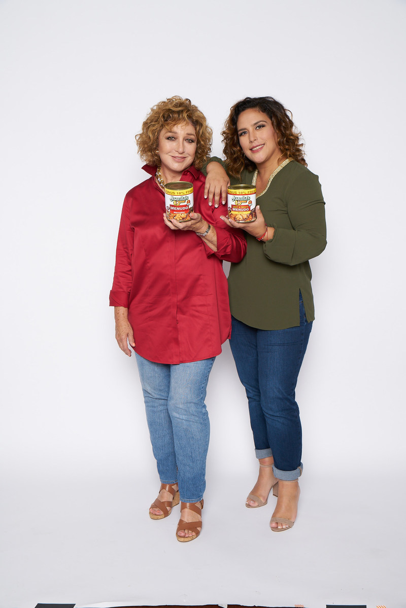 Beloved Mexican Stars Angélica María and Angélica Vale Launched Today Vive la Tradición Campaign to Honor the Mexican Tradition of Menudo and Announced the Search for the King or Queen of Homemade Menudo