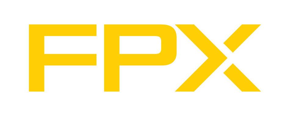 FPX Logo (PRNewsfoto/FPX)