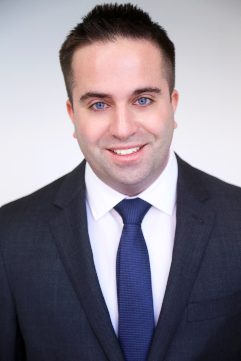 Brandon Sher, an attorney in national law firm LeClairRyan's Philadelphia office.