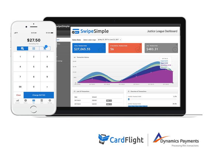 SwipeSimple mobile point-of-sale