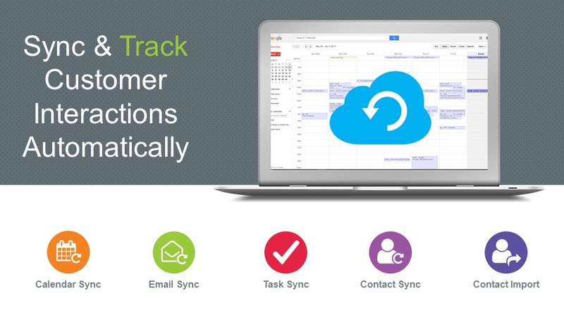 Sync and Track Customer Interactions Automatically