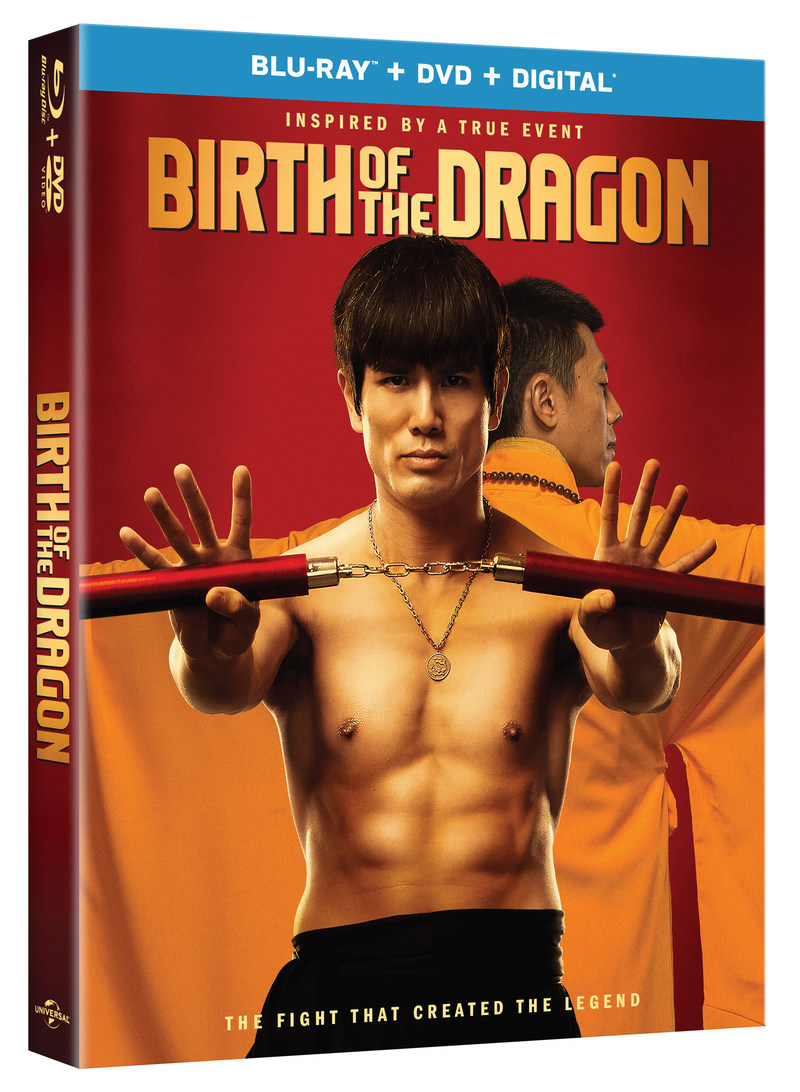 Universal Pictures Home Entertainment: Birth of the Dragon