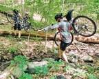 The REAL Ride Cyclists Arrive In Cincinnati