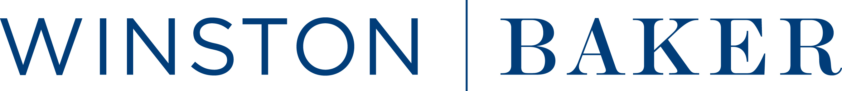 Winston Baker Logo (PRNewsFoto/Winston Baker)