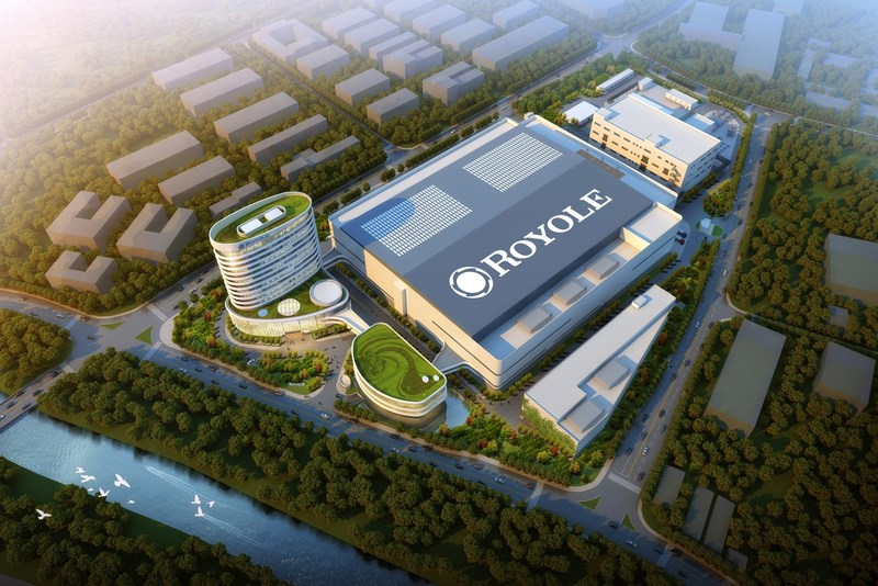 Royole is a leading innovator and manufacturer of next-generation human-machine interface technologies and products