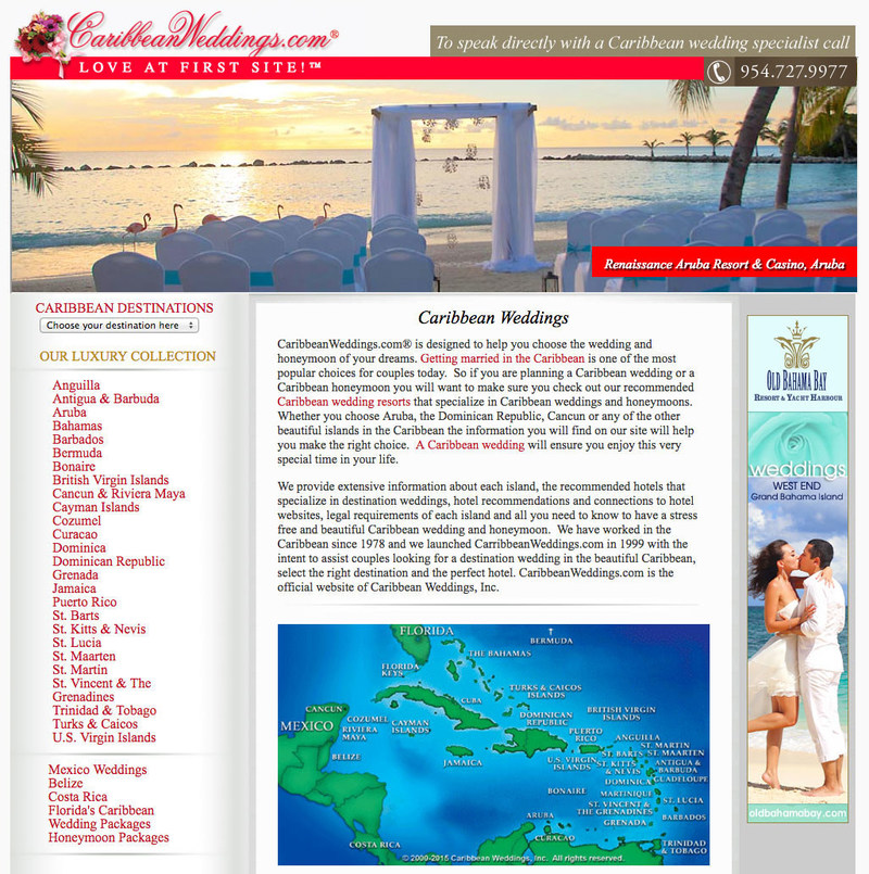 CaribbeanWeddings.com