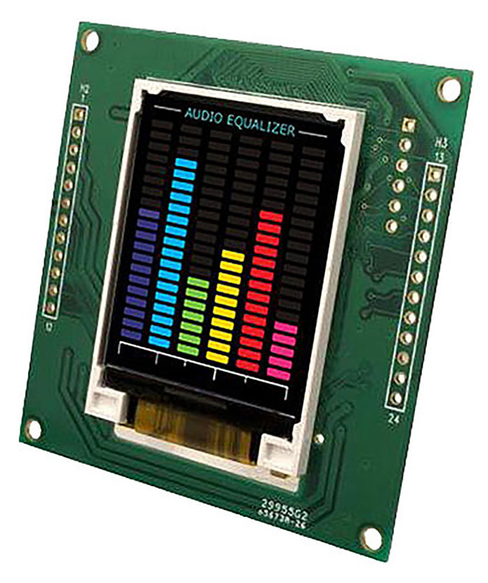 DisplayTech Integrated TFT Driver Board