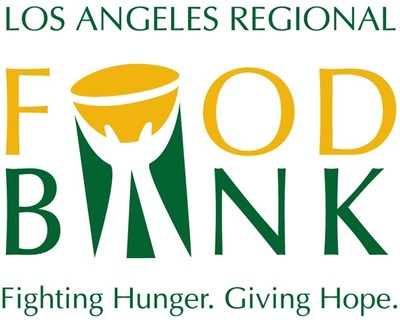 Los Angeles Regional Food Bank Logo (PRNewsfoto/Los Angeles Regional Food Bank)
