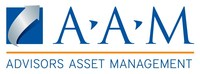 For more than 35 years, AAM has been a trusted resource for financial advisors and broker/dealers. It offers access to UITs (unit investment trusts), open- and closed-end mutual funds, separately managed accounts (SMAs), structured products and the fixed income markets, as well as portfolio analytics. For more information, visit www.aamlive.com. (PRNewsfoto/Advisors Asset Management)