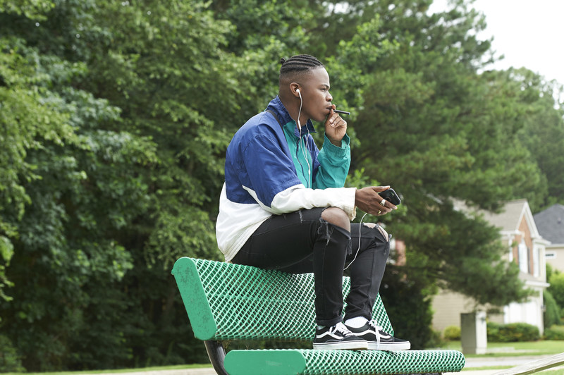 """Daye Jack - Inspired by those who take creative risks, the """"No Data"""" artist highlights his """"Something Better"""" moment, when he decided to tranform his music hobby into a full-tme career."""