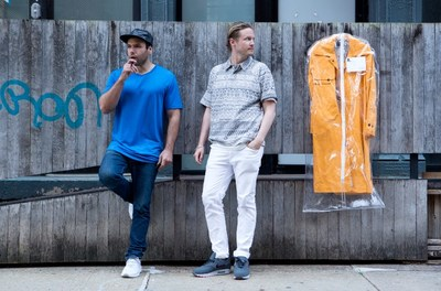 """Rochambeau - Inspired by the culture they grew up in, this fashion duo shares their journey to creating """"Something Better"""" -- a brand that is truly their own and 100% New York City made."""