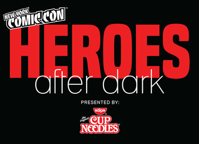 Nissin Cup Noodles® Serves Up an Epic Experience at This Year's Invite-Only New York Comic Con Heroes After Dark Party