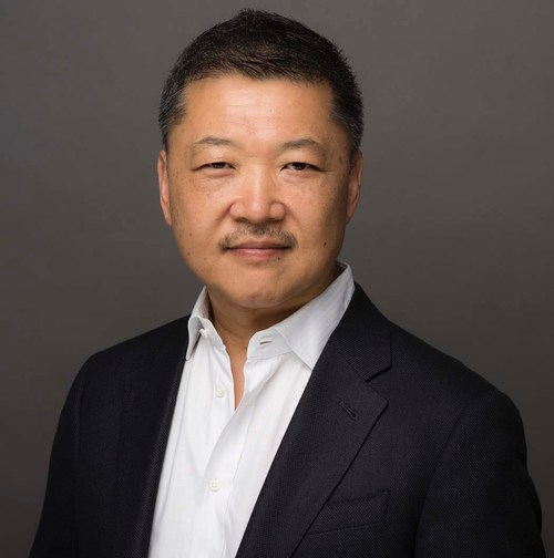 Yung Wu, the new CEO of MaRS Discovery District. (CNW Group/MaRS Discovery District)