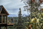 Princess Cruises Wilderness Treehouse Unveiled in Finale Episode Of Animal Planet's