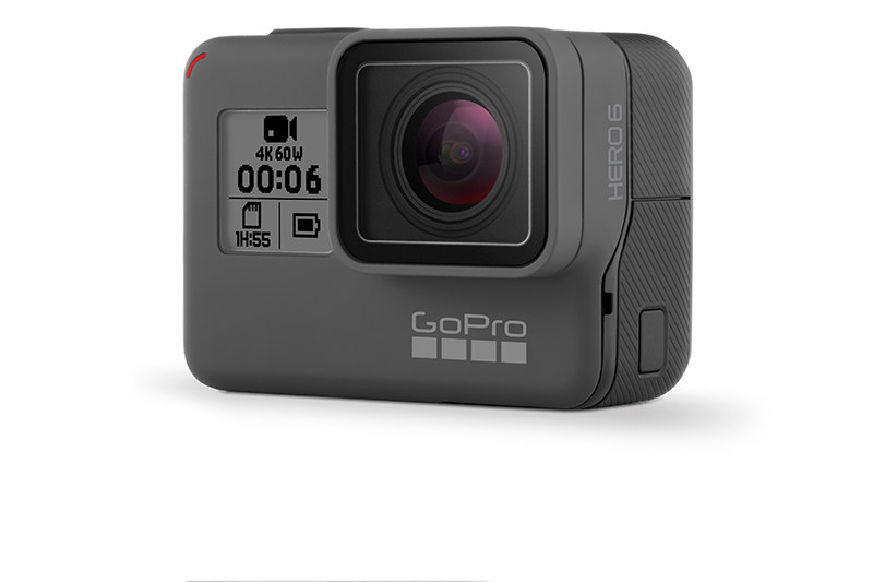 GoPro HERO6 Sets New Bar For Image Quality, Stabilization And Simplicity