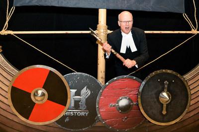 Geoff Regan, Président de la Chambre des communes (Groupe CNW/FONDS DES MEDIAS DU CANADA)