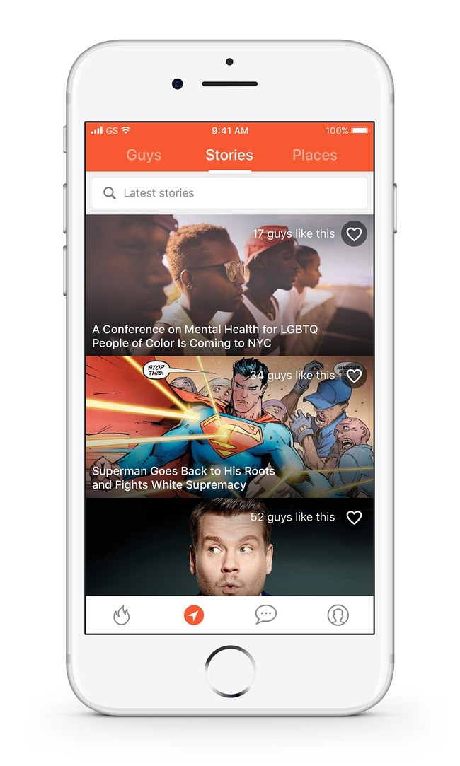 Hornet is the world' s premier gay social network with
