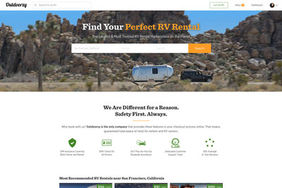 Find let listings for RVs or lease out your RV during Outdoorsy, with wide-ranging RV listings for lease as good city guides for your subsequent noted journey.