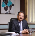 VK Mathews, Founder & Executive Chairman, IBS Software (PRNewsfoto/IBS Software)