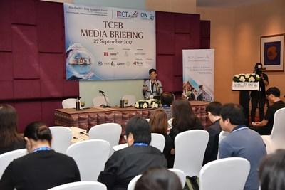 Thailand Convention and Exhibition Bureau Unveils 2018 Marketing Campaign