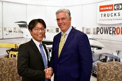 Hino Motors expanding; 250 new jobs expected