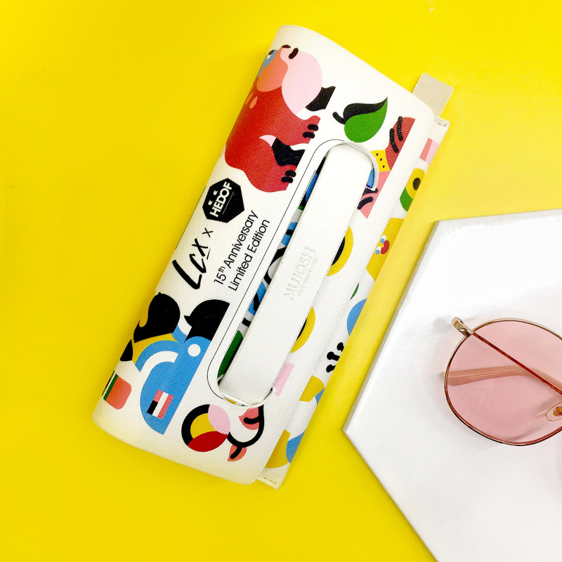 Crossover Sunglasses Pouch of MUJOSH X LCX X HEDOF