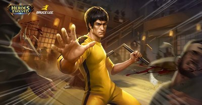 The Mighty Bruce Lee comes to Heroes Evolved