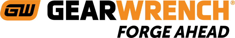 The new GEARWRENCH® logo and tagline communicates the brand's bold and forward-looking attitude. (PRNewsfoto/Apex Tool Group)
